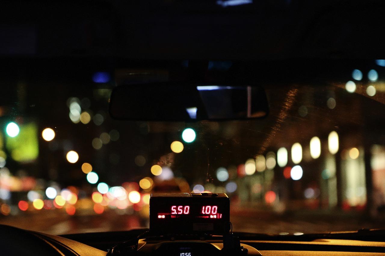 taxi meter toronto